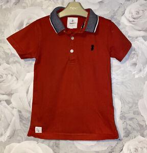 Boys Age 4-5 Years - Jasper Conran Polo Shirt
