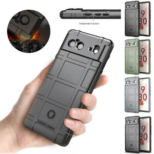 Shockproof Protective Armor Case For Google Pixel 6 Pro Phone Back Cover