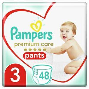 "Pampers Premium Care Pants Midi Gr. ""3"" 6-11 Kg 48 Windeln/Packung"