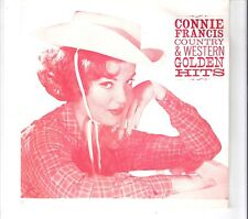 CONNIE FRANCIS - Country & western golden hits    ***Thailand - Press***