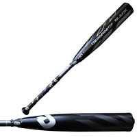 "DeMarini 2019 (-10) 2 3/4"" CF Zen Black USSSA Baseball Bat - WTDXCBZ-BL"