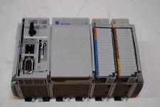 COMPACTLOGIX ALLEN BRADLEY RACK COMPLETE  SYSTEM  1769-L32E ser A  SYSTEM 2011