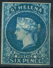 Lightly Hinged Single St Helenian Stamps