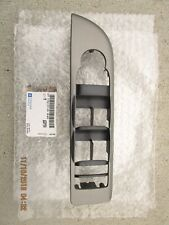 10 - 13 CHEVY TAHOE SUBURBAN AVALANCHE MASTER WINDOW SWITCH BEZEL TRIM NEW