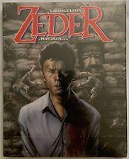 NEW ZEDER AKA REVENGE OF THE DEAD BLU RAY + RARE OOP SLIPCOVER CODE RED PUPIAVAT