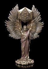 Metatron Figur - Herr der Engel mit Würfel | Veronese Dekofigur Skulptur H 35 cm