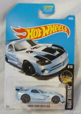 Dodge Viper SRT10 ACR 1/64  Scale Model From the 2016 Hot Wheels Night Burnerz