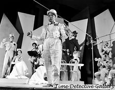 """Louis Armstrong in """"Doctor Rhythm"""" (1) - 1938 - Celebrity Photo Print"""