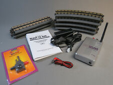 MTH DCS EXPLORER UNIT 50-1035 POWER LOCK ON HARNESS 31X51 TRACK OVAL SET