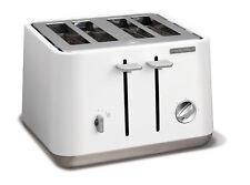 Morphy Richards 240003 Aspect White 4 Slice Toaster