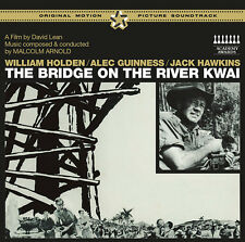 The Bridge On The River Kwai - Complete Score - Limited Edition - Malcolm Arnold
