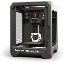 NEW MakerBot Replicator Mini 3D Printer 12 Mths Manufacturers Warranty PC & Mac.