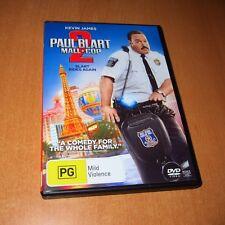 PAUL BLART MALL COP 2 ( DVD , 2015 , REGION 4 ) KEVIN JAMES ~ * EXCELLENT *