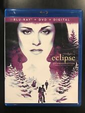 Twilight: Eclipse Blu-ray Only! No Dvd FREE SHIPPING