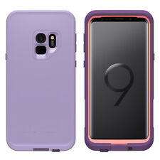 Genuine Lifeproof Fre case for Samsung Galaxy S9 waterproof Purple GS9 IN STOCK