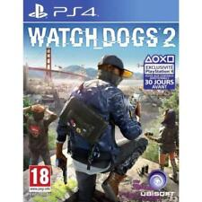 Jeu PS4 WATCH DOGS 2