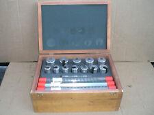 Dumont 80 Metric Broach Set 32 50mm