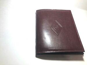BRITISH AIRWAYS CONCORDE, Leather Wallet