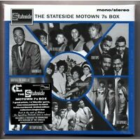 "STATESIDE MOTOWN 7s VINYL  BOX NUMBERED LTD EDITION 7X7"" VINYL NORTHERN SOUL R&B"