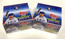 2 BOX LOT 2020 TOPPS BASEBALL SERIES 1 RETAIL 24 PACK FACTORY SEALED! TROUT!