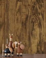 Brown Rustic Wood Contact Paper Peel and Stick Wallpaper Removable Self Adhesive