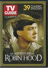 Tv Guide Classics: The Adventures of Robin Hood - 39 Classic Episodes Dvd New