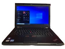 "Lenovo Thinkpad T430 14"" HD Notebook intel Core i5 2,6GHz 180GB SSD 8GB W10Pro"