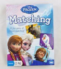 Disney Frozen matching game preschool card game elsa kristoff olaf anna