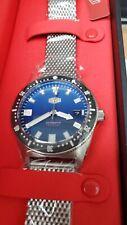 DUXOT  Deep Blue Automatic watch