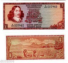 AFRIQUE DU SUD / SOUTH AFRICA 1 RAND 1973 1975 P116 RIEBEECK / MOUTON NEUF UNC