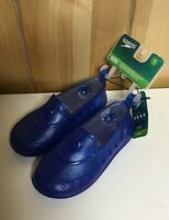 Speedo Toddler Boys Jellies Water Swim Beach Shoes Size 7/8: Royal Blue NEW""