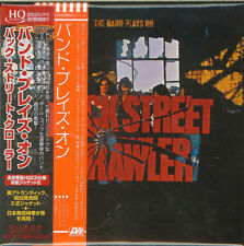 BACK STREET CRAWLER-THE BAND PLAYS ON-JAPAN MINI LP HQCD G35