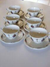 Tasses à Café en Sarreguemines Obernai H Loux