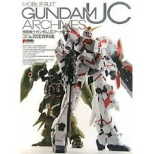Gundam UC Archives 3D & analytics illustration art book