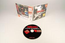 Sega Dreamcast *Biohazard 3 Last Escape* OVP mit Anleitung NTSC-J