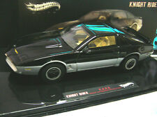 PONTIAC Trans Am K.I.T.T.  The Knight Rider K.A.R.R. KARR. Film  HW Mattel 1:43
