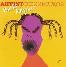 FREE US SHIP. on ANY 3+ CDs! NEW CD Busta Rhymes: Artist Collection: Busta Rhyme