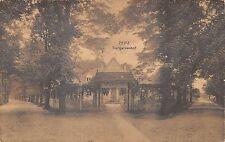 AK Zeitz Tiergartenhof Postkarte vor 1945