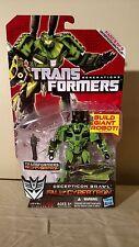 Transformers Generations Fall of Cybertron FOC Deluxe Class Brawl MISB