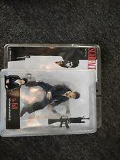 """Mezco Toyz Scarface 7"""" Realistic Action Figure (Black Suit)"""