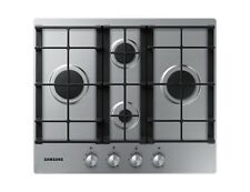SAMSUNG NA64H3010BS 60cm Stainless steel Gas Kitchen Hob Brand New!!!