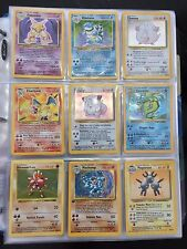 Huge lot of original English & Japanese Pokemon Cards + Banned, Errors & Extras