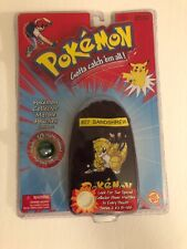 Vintage  Pokemon Collector Marble Pouch Series 2 #27 Sandshrew Sealed-NIP