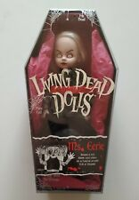 LIVING DEAD DOLLS Series 4 Ms. Eerie TOY Mezco