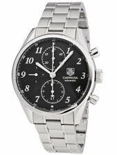TAG Heuer * Carrera Heritage Automatik Chronograph Datum CAS2110.BA0730