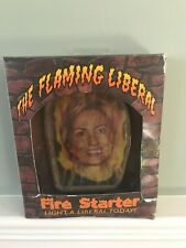 The Flaming Liberal Fire Starter-