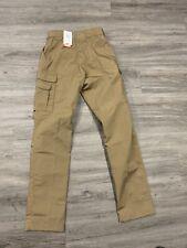 Men's Tru Spec Teflon Pants Tan Tactical Gear 59488-Y93 large