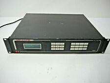 Sencore IRD 3385 Integrated Receiver/Decoder Dolby Digital w/ Mounts