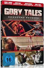 GEORGE A. ROMERO: GORY TALES - DEADTIME STORIES (DVD, HORROR, 2014) *NEU*