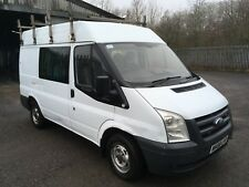 Ford transit medium roof crew van 2008